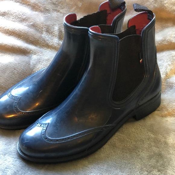 Tommy Hilfiger Chelsea Rain Boots